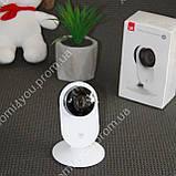Камера видеонаблюдения IP-камера Xiaomi Yi Home Camera 1080p,видеоняня Глобальная версия, фото 3