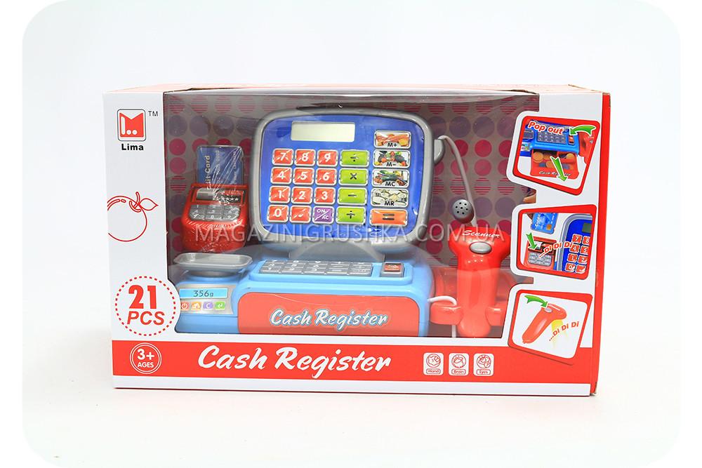 Детский кассовый аппарат «Cash Register» 2387