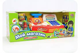 Детский кассовый аппарат «Мой магазин» 7256