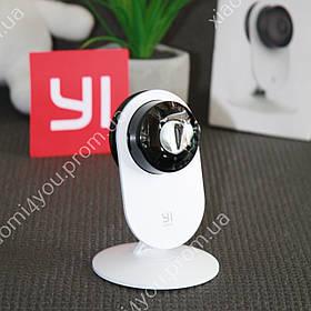 Камера видеонаблюдения IP-камера Xiaomi Yi Home Camera 1080p,видеоняня Глобальная версия