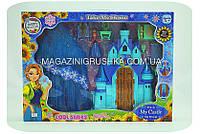 Игровой замок «Холодное сердце» SG-2995 (свет, звук, мебель, фигурка принцессы), фото 1