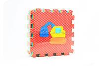 Игровой коврик-мозаика «Транспорт», фото 1