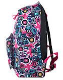 Рюкзак городской прогулочный YES ST-17 Crazy London 42*32*12 код: 554990, фото 3