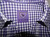 Блуза-рубашка фирменная женская TCM (хлопок) р.50-52  174бж, фото 6