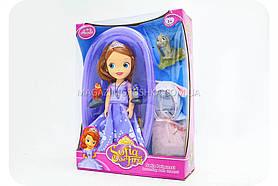Лялька «Принцеса Софія з ванною і халатом» ZT 8871