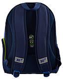 Рюкзак школьный ортопедический YES S-30 Juno YES green код: 557366, фото 5