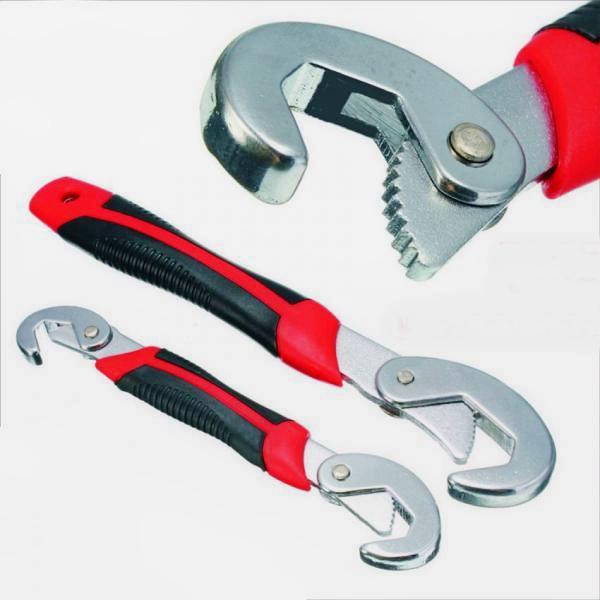 Набор гаечных разводных ключей Snap N Grip 2шт