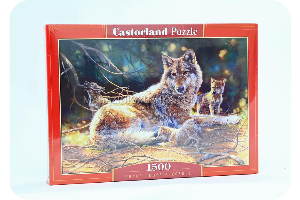 Пазл Волчье логово - 1500 элементов
