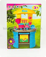 Игровой набор «Детская кухня Eva с посудой 04-404 Kinderway»