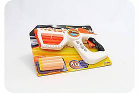 Дитячий пістолет з м'якими патронами 0509S-NI