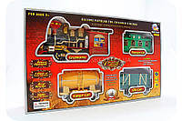 Игровой набор «Классический поезд» (свет, звук, дым) 2413, фото 1