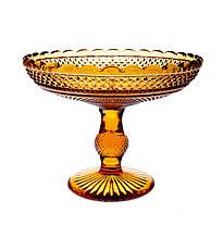 Ваза для фруктов Vista Alegre Atlantis Bicos 18,5x32,5 см Желтый (49000095)