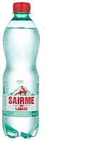 "Лечебно-столовая вода ""Родники Саирме"" газ  0,5 Грузия"