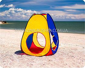 Палатка детская игровая M 0040