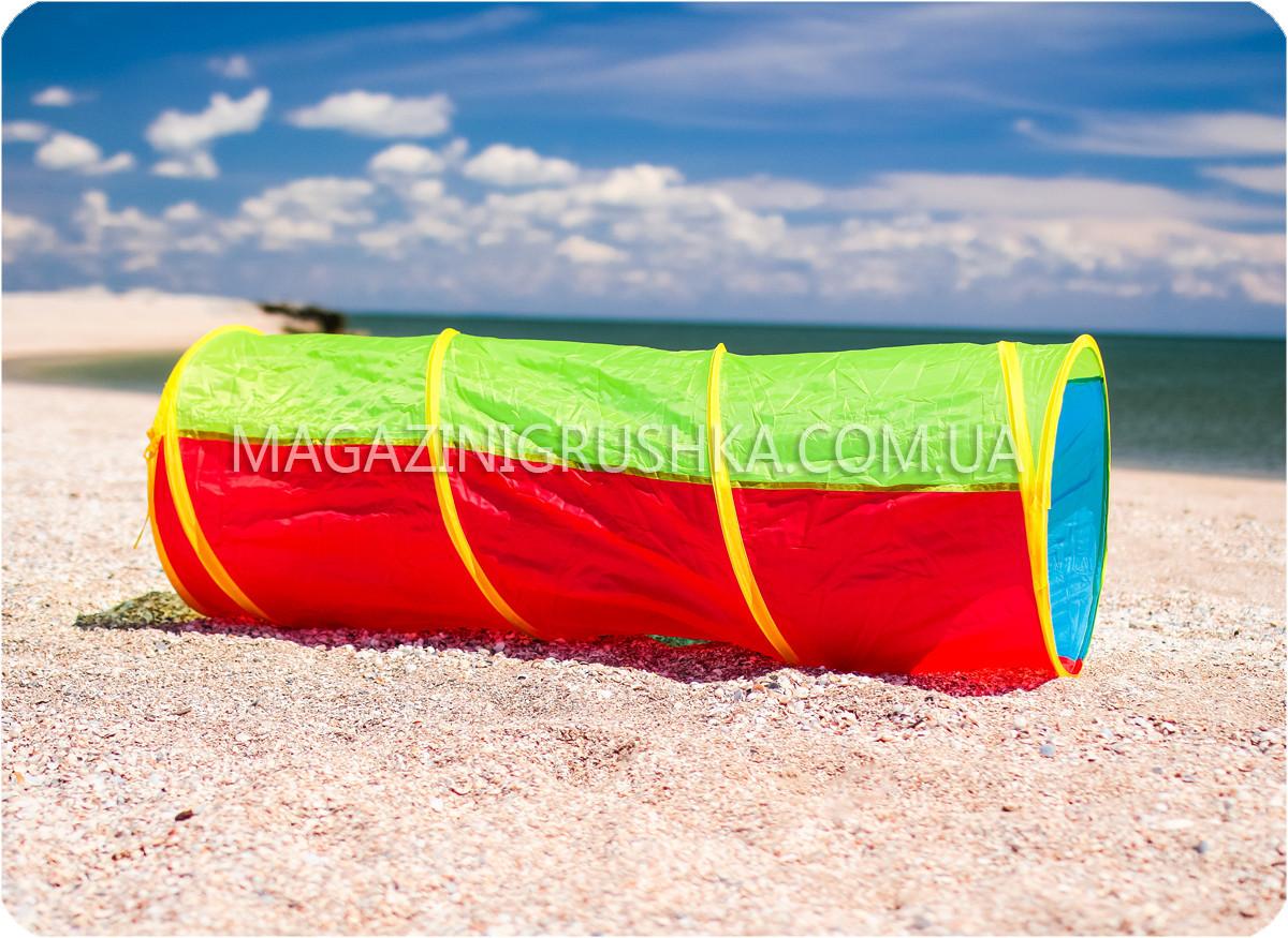 Палатка детская игровая «Труба» M 2500
