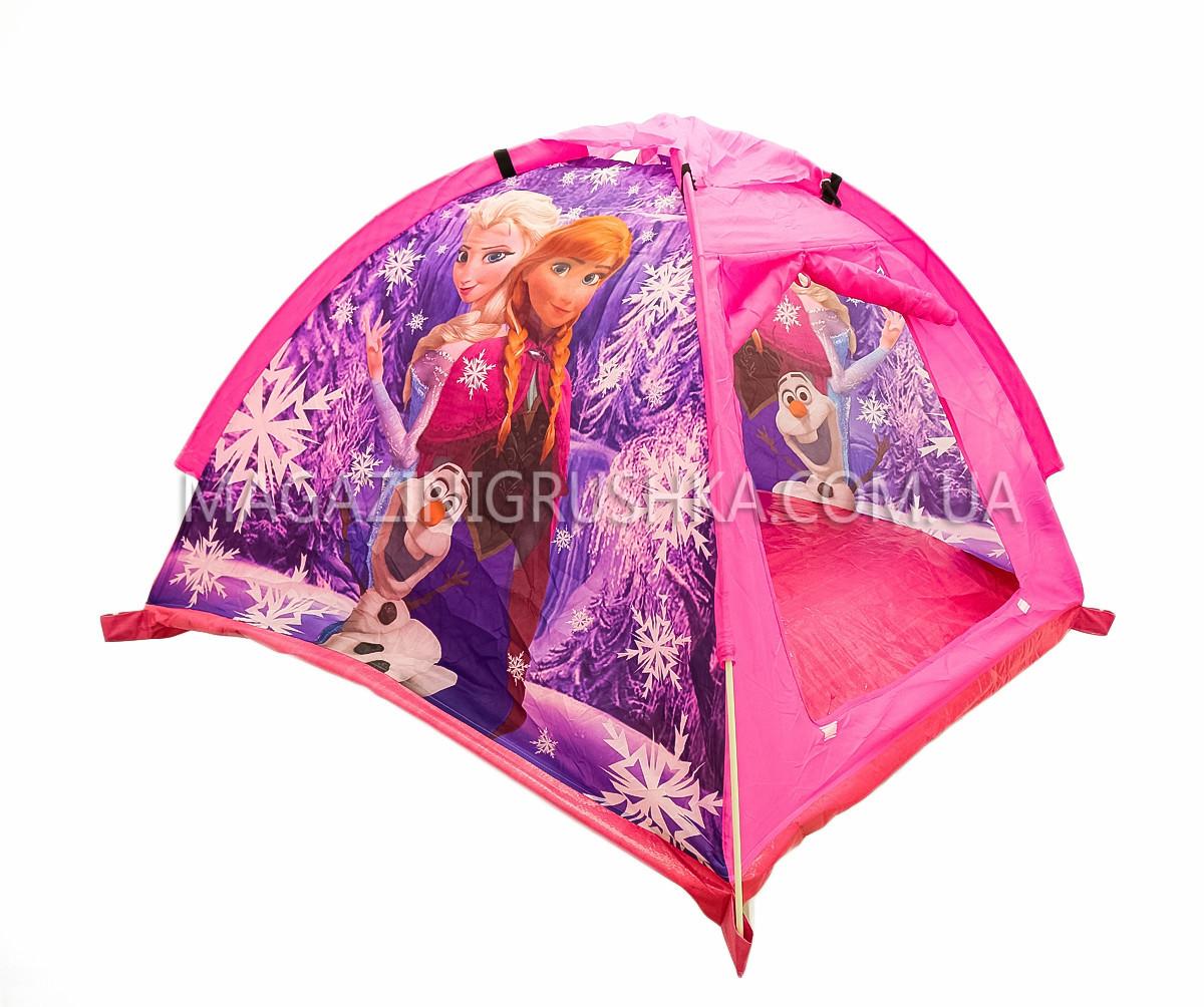 Палатка детская игровая «Холодное сердце» HF030