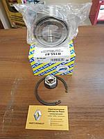 Подшипник передней ступицы комплект Renault Fluence (SNR R155.87=402107049R, 402108022R), фото 1