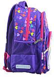 Рюкзак школьный YES S-21 Barbie 40*29*12.5 код: 555267, фото 2