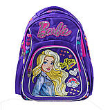 Рюкзак школьный YES S-21 Barbie 40*29*12.5 код: 555267, фото 5
