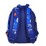 Рюкзак детский дошкольный YES K-21 Star Wars 27*21.5*11.5 код: 555316, фото 3