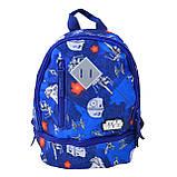 Рюкзак детский дошкольный YES K-21 Star Wars 27*21.5*11.5 код: 555316, фото 4