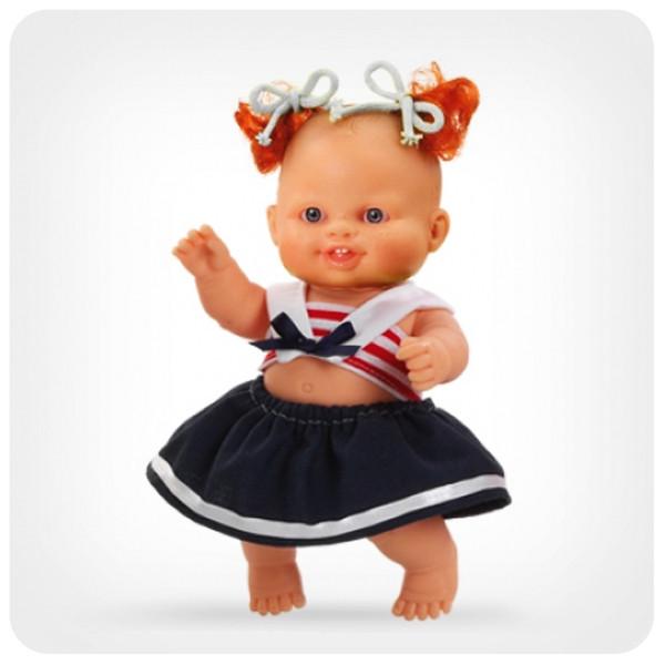 Кукла серии «Пупсы-малыши» - Кукла-пупс девочка рыженькая