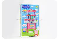 Игровой набор свинка Пеппа «Кухня» (30 предметов) XZ-368, фото 1