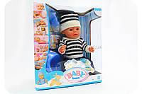 Пупс BABY BORN с аксессуарами и одеждой BL013C-S (8 функций), фото 1