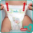 Підгузки-трусики Pampers Pants 7 (17кг+), 80шт, фото 4