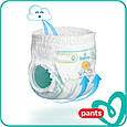 Підгузки-трусики Pampers Pants 7 (17кг+), 80шт, фото 5