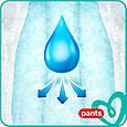 Підгузки-трусики Pampers Pants 7 (17кг+), 80шт, фото 6