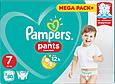 Підгузки-трусики Pampers Pants 7 (17кг+), 80шт, фото 2