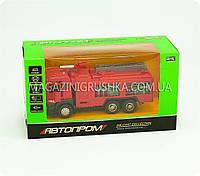 Машинка игровая автопром «Пожарная машина» 5001, фото 1