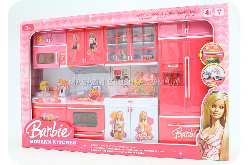 Кухня детская для кукол «Барби» QF 26211 BA