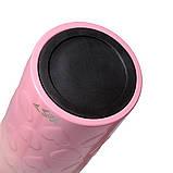 Термочашка YES Pink Heart, 420 мл  код: 707336, фото 4