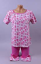 Женская пижама С+3  100 S розовый