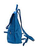 Сумка-рюкзак YES, морская волна, 29*33*15см , код: 553220, фото 5