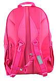 Рюкзак городской YES OX 348 45*30*14 розовый код: 555598, фото 4