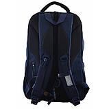 Рюкзак городской YES  OX 349, 46*29.5*13, синий код: 555618, фото 5