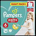 Підгузки-трусики Pampers Pants 6 (15+кг), 60шт, фото 2