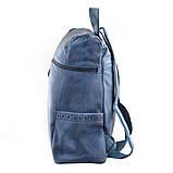 Рюкзак молодёжный YES YW-23 32*34.5*14 синий код: 555866, фото 2