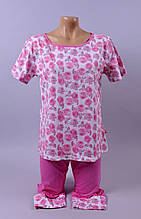 Женская пижама С+3  100 L розовый