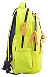Рюкзак городской YES OX 405 47*31*12.5 желтый код: 555685, фото 2