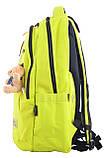 Рюкзак городской YES OX 405 47*31*12.5 желтый код: 555685, фото 3