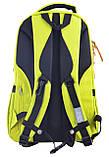 Рюкзак городской YES OX 405 47*31*12.5 желтый код: 555685, фото 4
