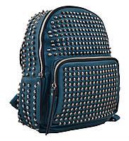 Рюкзак молодежный YES YW-20 Green Forest 33*27.1*12 код: 555180