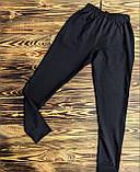 Брюки мужские 2XL(р) черные 002-1-20 Nike Турция Весна-C, фото 2