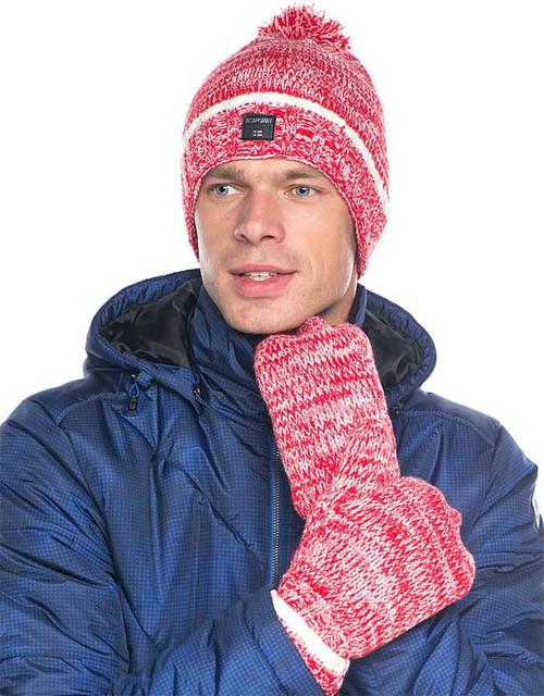 Вязаные зимние шапки для мужчин.Купить недорого стильные ...