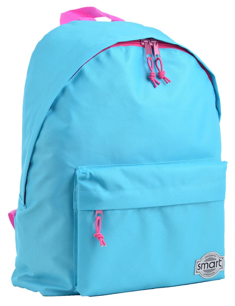 Рюкзак молодежный Smart ST-29 Aqua 37*28*11 код: 555384