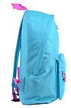 Рюкзак молодежный Smart ST-29 Aqua 37*28*11 код: 555384, фото 2